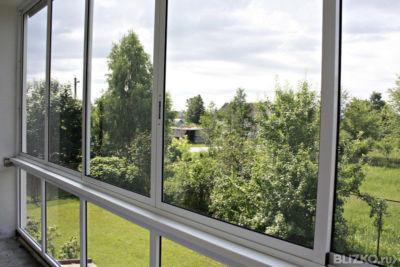 Алюминиевое остекление балконов: ремонт и установка obustroe.