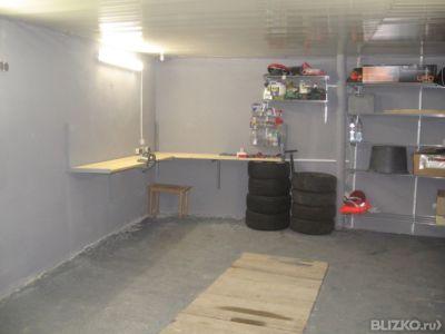 Покрасить в гараже своими руками 58