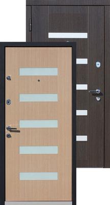 входные металические двери 2200 960 теплые