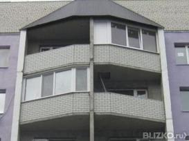 Остекление лоджии в панельных домах 90 серии от компании пла.
