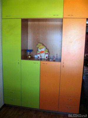Мебель детская встроенная от компании мебель-style купить в .
