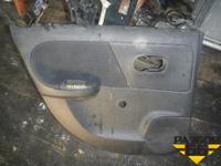Обшивка двери задней левой под механику Nissan Note (Е11) с 2006-2020г