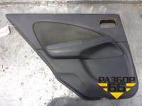 Обшивка двери задней левой под электрику (7830131000) Nissan Almera Classic