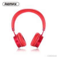Беспроводные накладные Bluetooth наушники Remax 520HB (Красный) Remax f092b31892c99