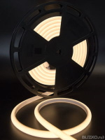 b755ca781a7 Термостойкая светодиодная лента для сауны и бани SWG SMD 2835 теплый белый