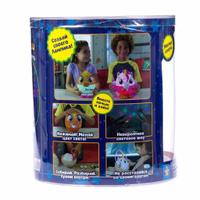 Интерактивная игрушка 1TOY Лампики Попугай, со съемной ручкой, Т16364